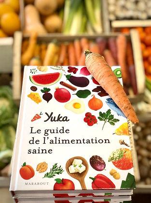 Livre Yuka - Le Guide de l'alimentation saine