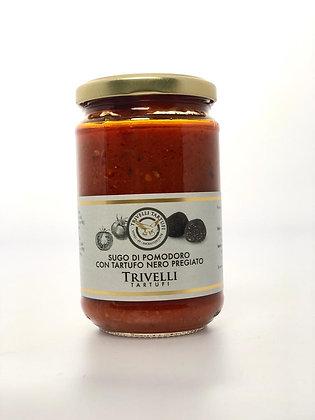 Sauce Tomate Truffe Noire Hiver