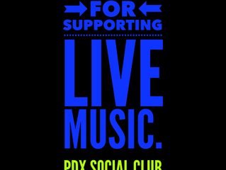 PDX Social Club Band