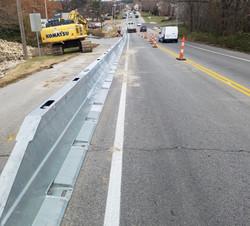 Steel Barrier in Kansas City