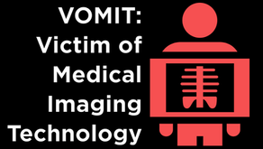Don't be a VOMIT: Victim of Medical Imaging Technology
