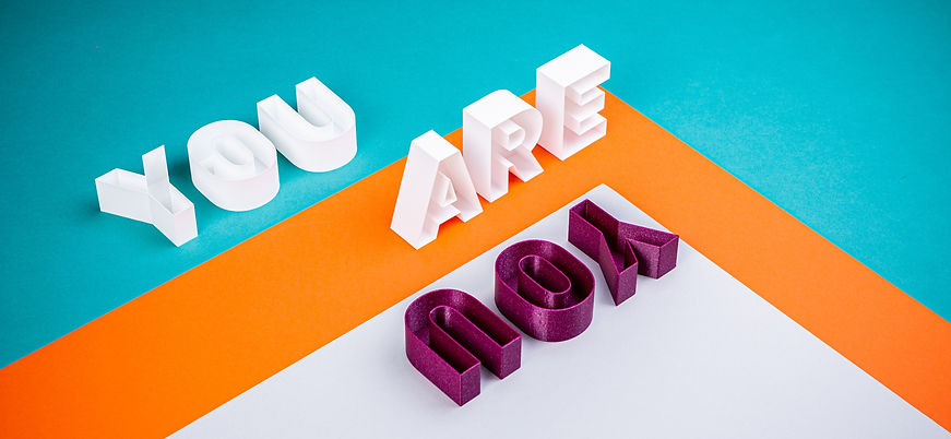 Words saying You Are You  image by Stefan Moerti_.jpg