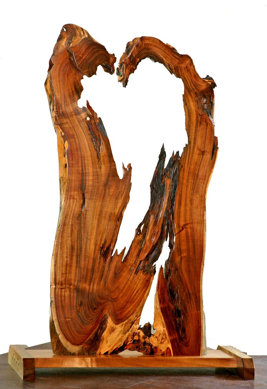 (e) wood - art