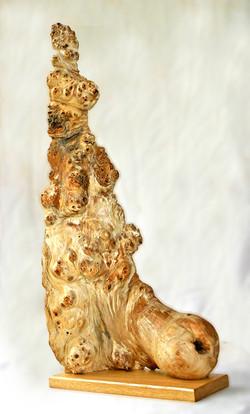(a) wood - art