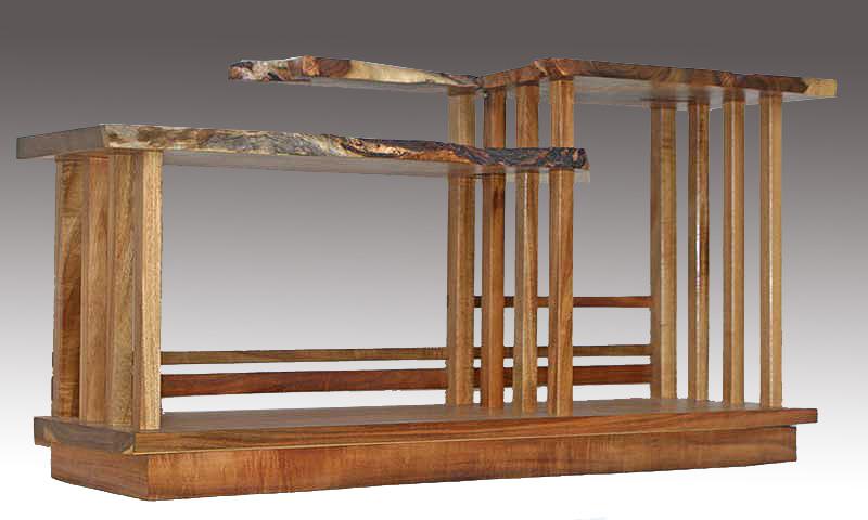 (209) Chigaidana Shelf