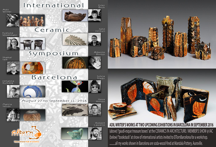 INRWENATIONAL CERAMIC SYMPOSIUM