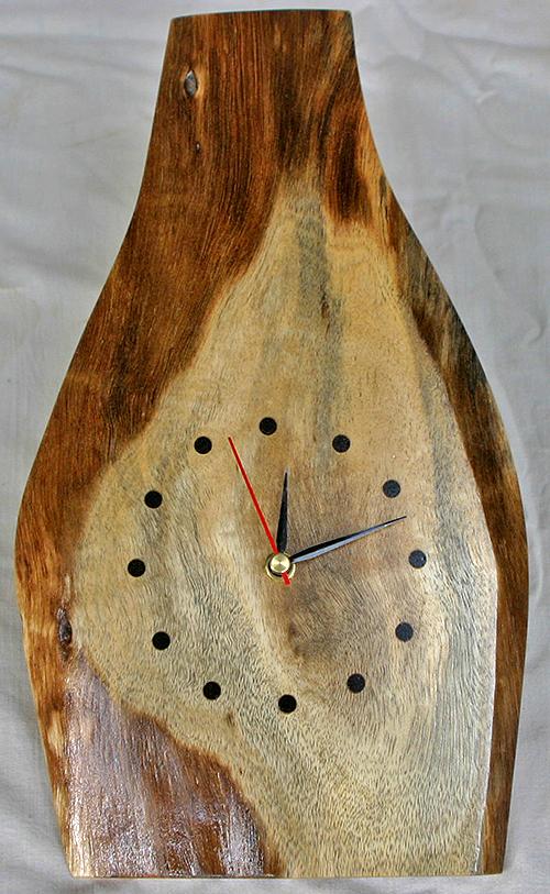 (161c) Wooden Clock