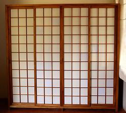 Japanese Closet Sliding Shoji Door