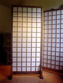Japanese Shoji Screen