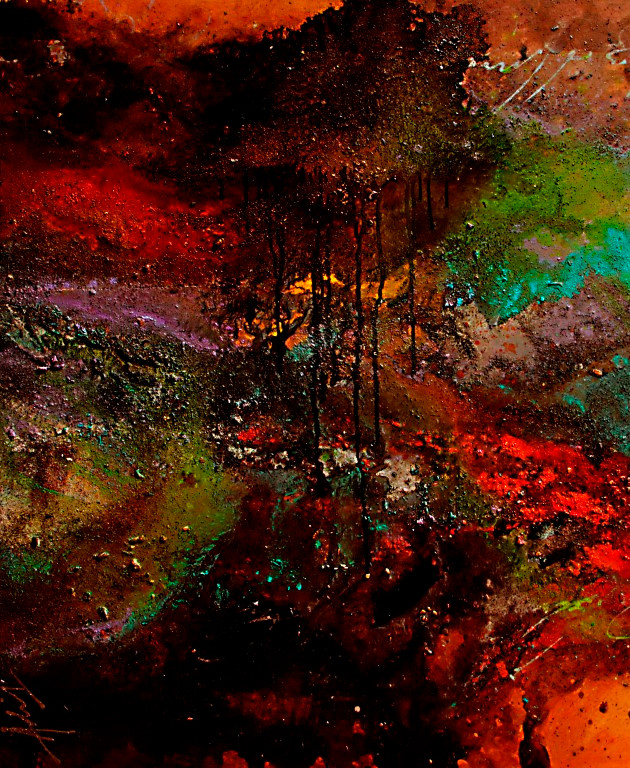 WHEN THE NIGHT COMES-6 adil writer ACRYL