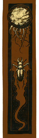 From The Earth (The Stag Beetle Arises)