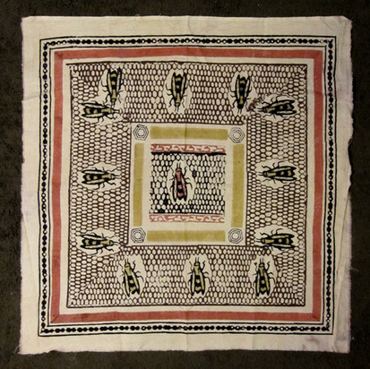 Bug Textile V