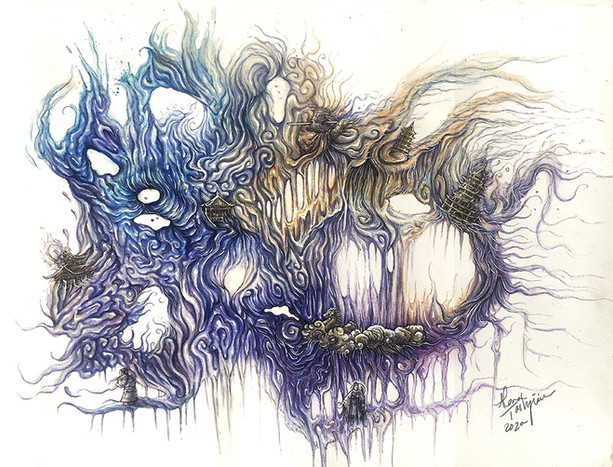 The Collective Unconscious XVIII
