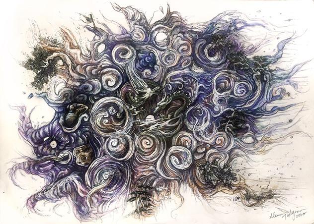 The Collective Unconscious XX: Double Dragon