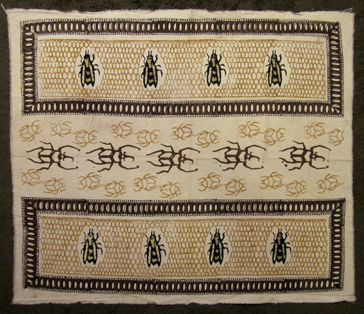 Bug Textile VII