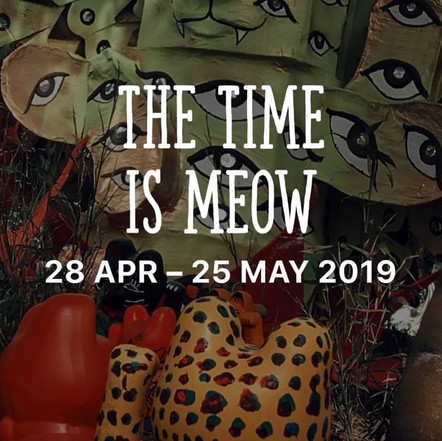 The Time is Meow / 喵庙