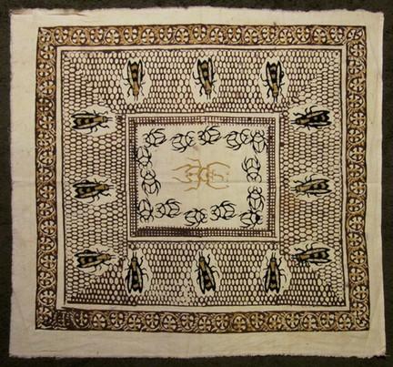 Bug Textile IV