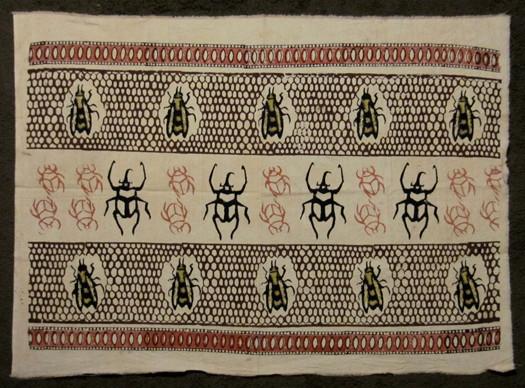Bug Textile VI