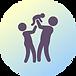 Motiveer de ouders door plagiocephalie en brachycephalie oefeningen te delen met de ouders