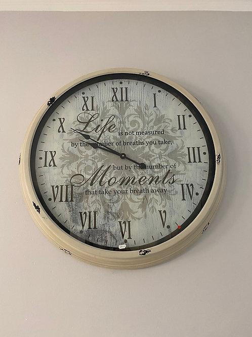 """Orologio da parete grande """"70cm"""""""