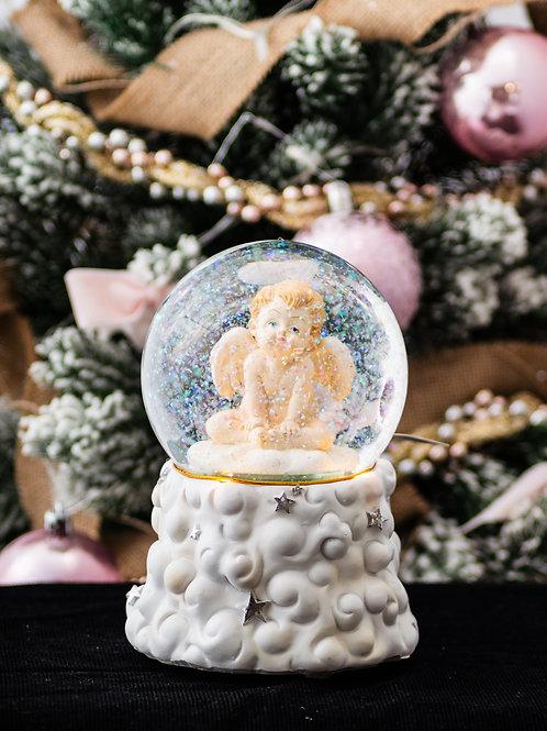 Boule de neige a carillon - TG. L