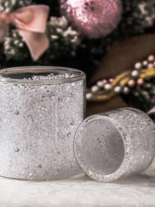 """Porta tealight """"Cristalli"""" - TG. M"""