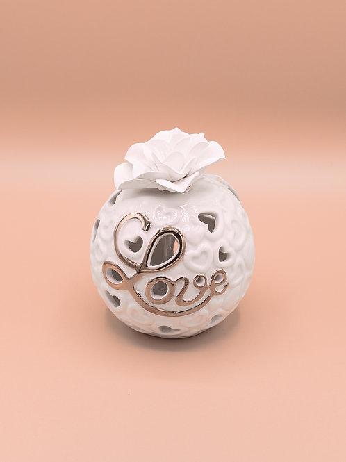 """Profumatore a sfera """"Love"""" - medio"""