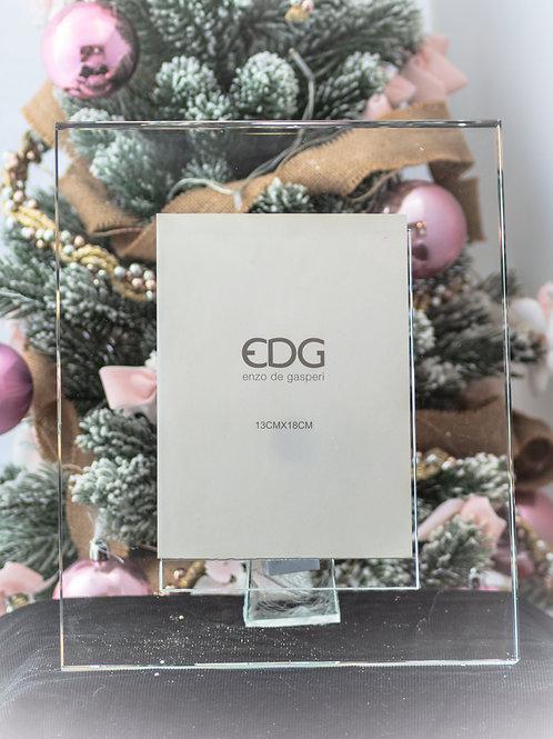 Porta foto in cristallo EDG