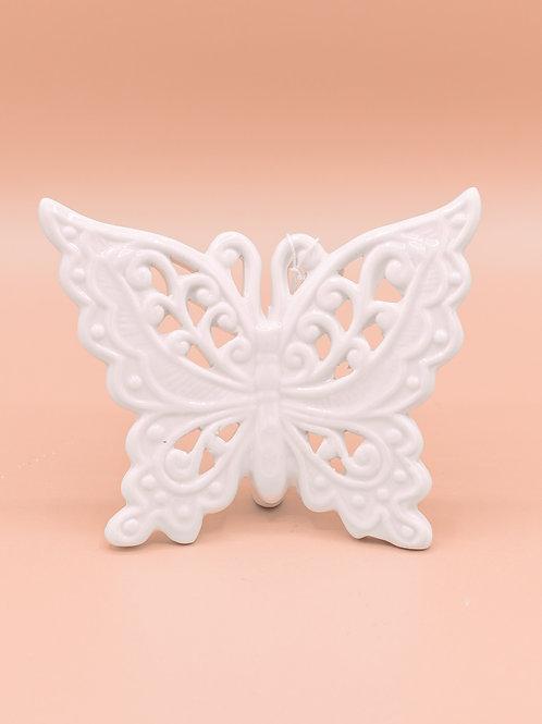 Farfalla in ceramica - Media