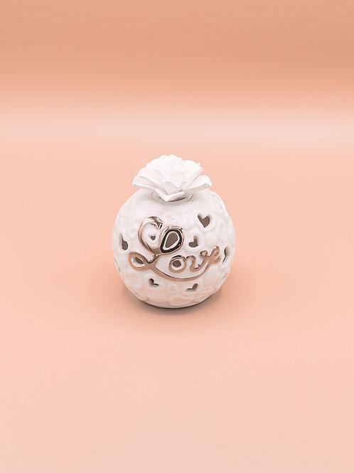 """Profumatore a sfera """"Love"""" - piccolo"""