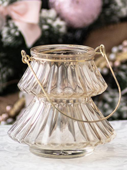 """Porta tealight """"Albero di Natale"""""""