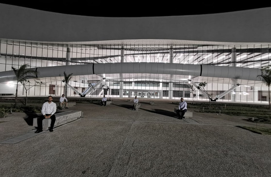 opening convention center