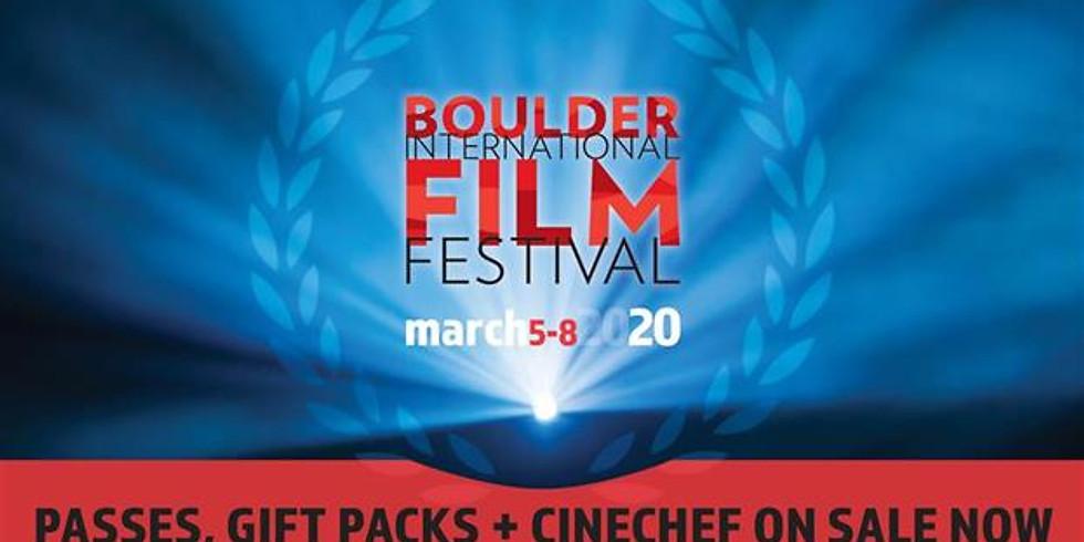 Boulder International Film Festival Opening Night, Longmont