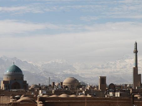 Will China save Iran?