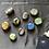Thumbnail: Rainbow Labradorite Palm Stone