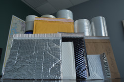 Bubble and Poly Mailers