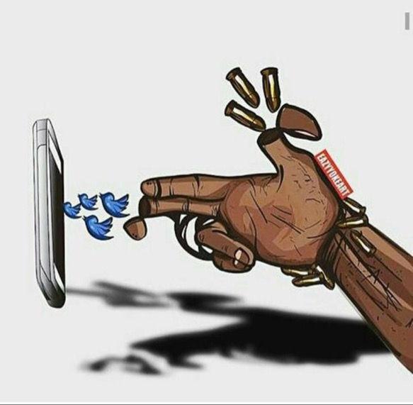 Twitter fingers trigger fingers turn to twitter fingers