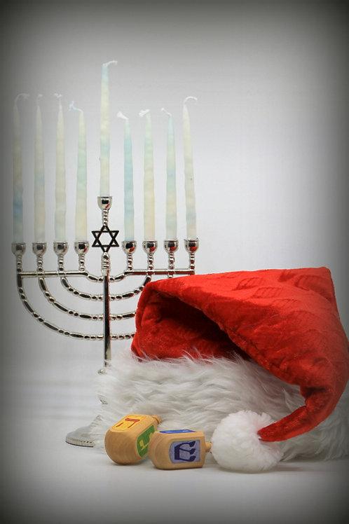 Christmas/Hanukkah Card (Set of 5)