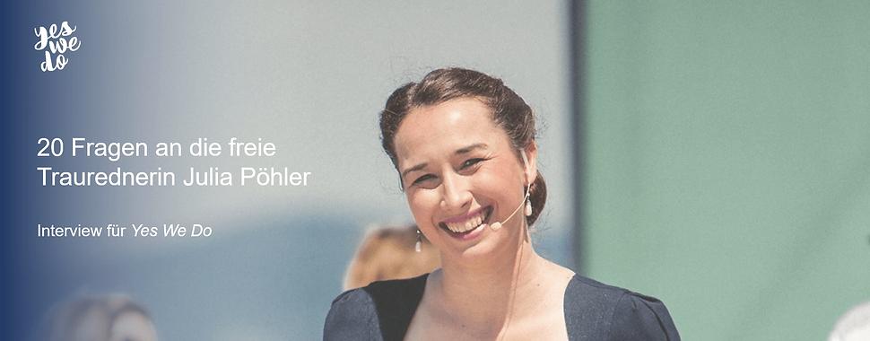 Liebesbekenntnis | Julia Pöhler | Traurednerin | Schweiz