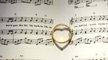 Welche Musik für die Trauung?