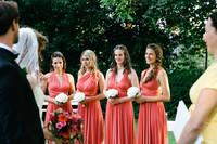 Brautjungfern oder auch Bridesmaids