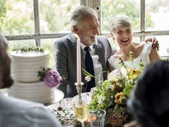 Ehejubiläum und Hochzeitstag