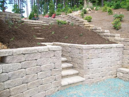 Pebble Brook Landscaping Hardscape Salem VA