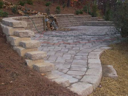 Pebble Brook Landscaping Hardscape - Waterscape Salem VA2.JPG