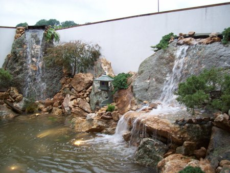 Pebble Brook Landscaping Water Feature Roanoke VA