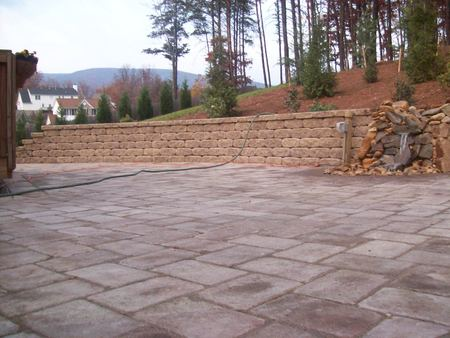 Pebble Brook Landscaping Hardscape - Waterscape Salem VA.JPG