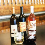 Cave B wines are available.