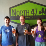 North 47 founders with owner