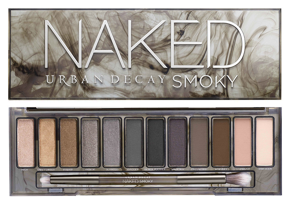 Urban Decay's NAKED Smoky Palette