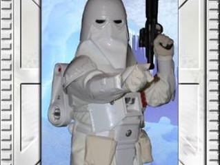 My Snowtrooper kit nightmare